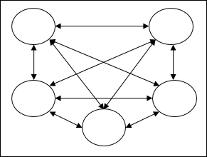 Fully recurrent network