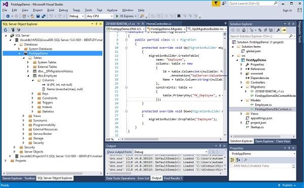 SQL Server Object Explore