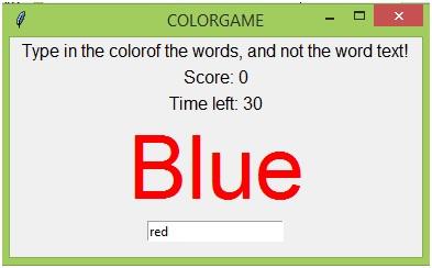 Colorgame Blue
