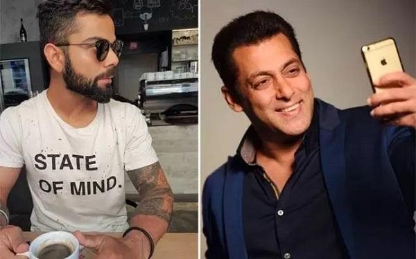 Kohli And Salman