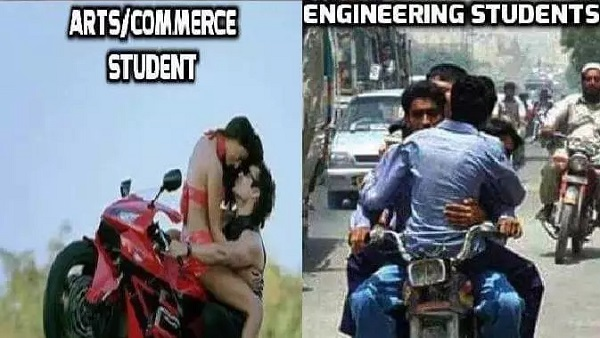 Arts VS Engineering