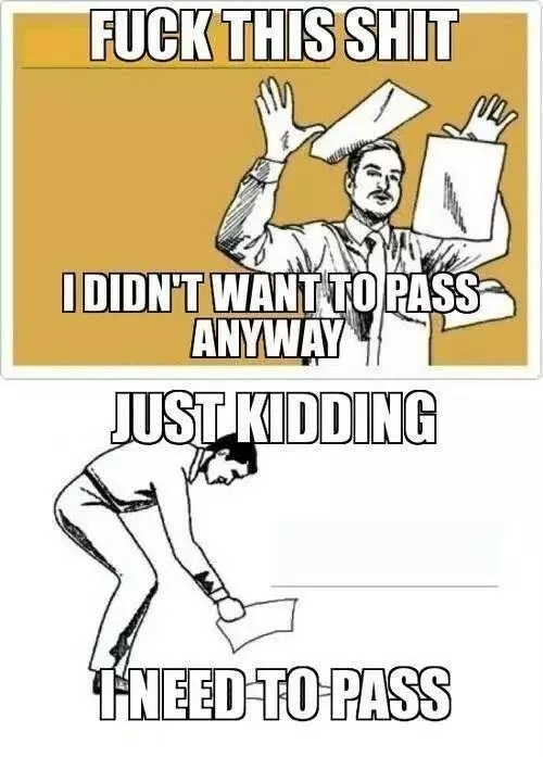 Pass Struggle