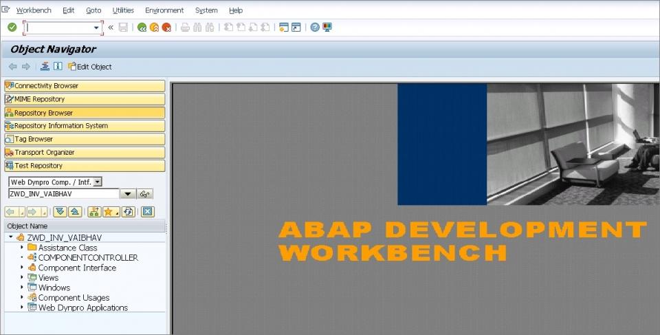 ABAP Development Workbench