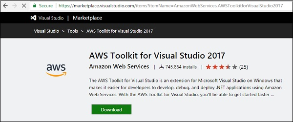 AWS Toolkit