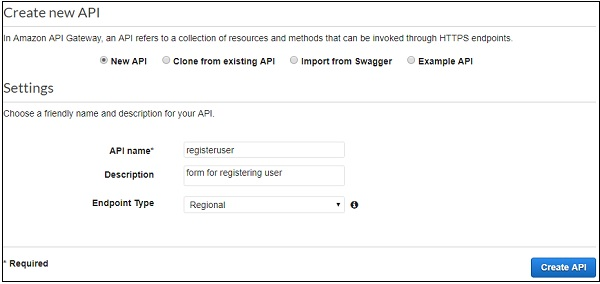 AWS Lambda – Additional Example - Tutorialspoint