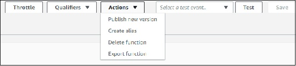 Publish New Version
