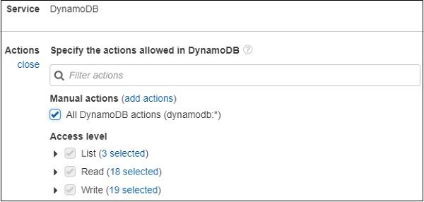 AWS Lambda – Additional Example - Tutorialspoint