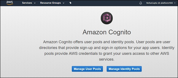 Aws Cognito Get Refresh Token