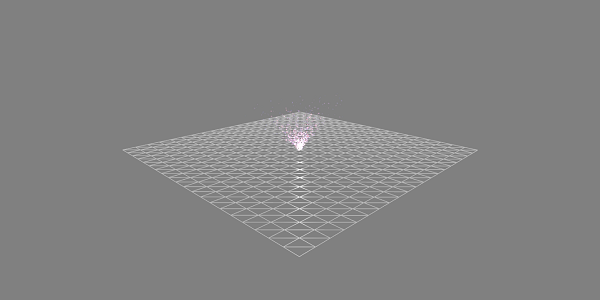 Demo Particles