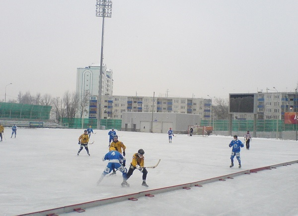 Play Bandy