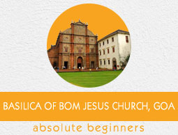 Basilica of Bom Jesus Church