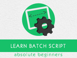 Batch Script - Return Code - Tutorialspoint