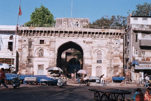 Bhadra Fort Under Mughals