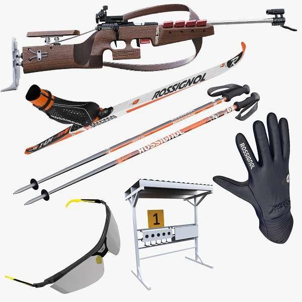 Biathlon - Equipment
