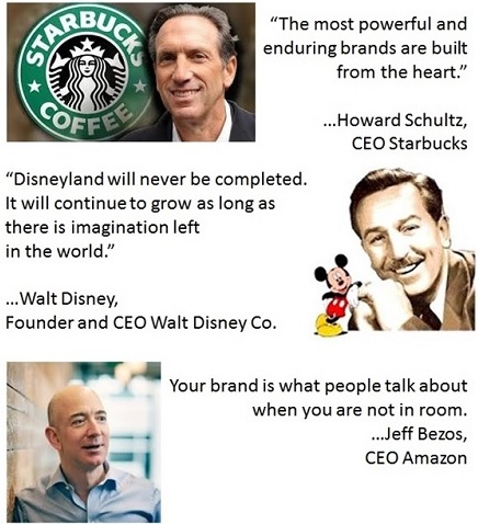 Image result for People Talk About the Founder Not the Brand