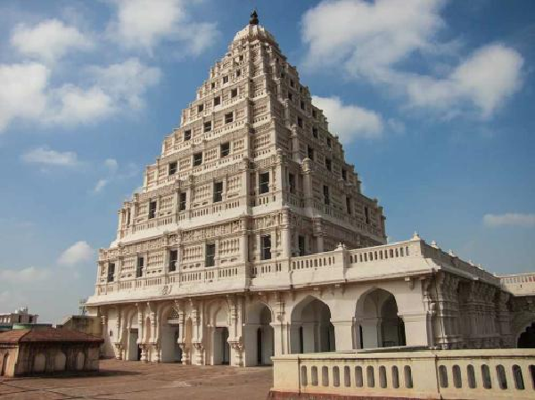Thanjavur Royal Palace