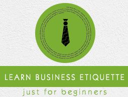 Business Etiquette Tutorial