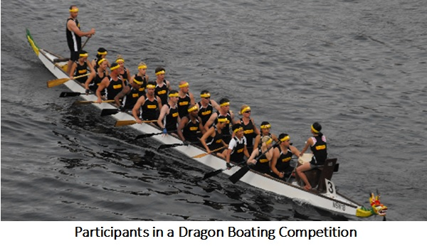 Difference Between Canoeing And Dragon Boating