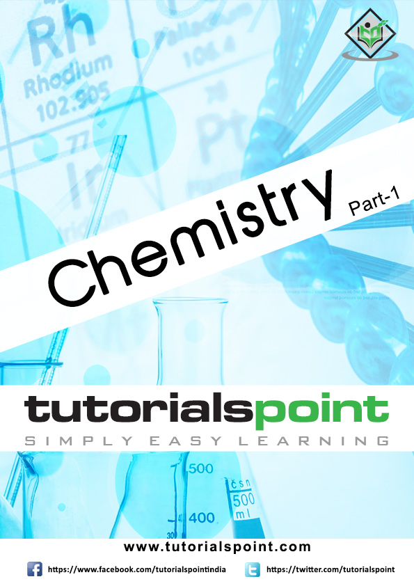 Chemistry Part 1 Tutorial
