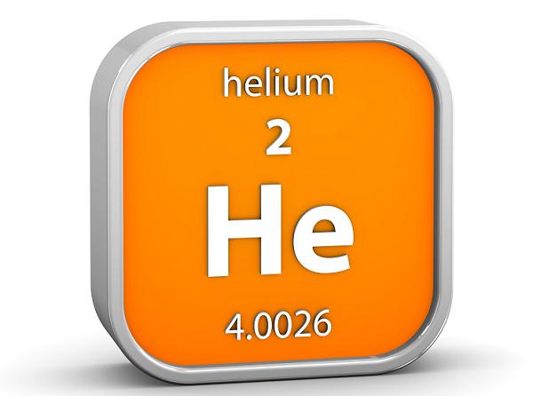 Chemistry Helium