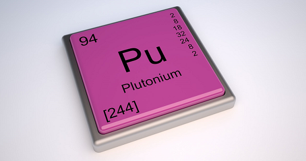 Chemistry Plutonium