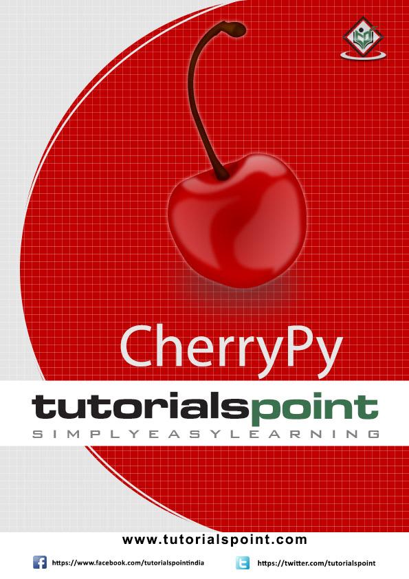 CherryPy Tutorial