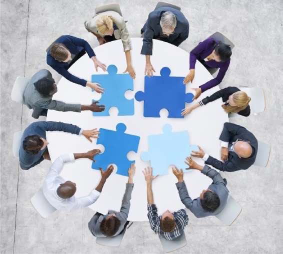 Collaborative Management as a Solution