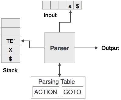 thesis on top-down parsing