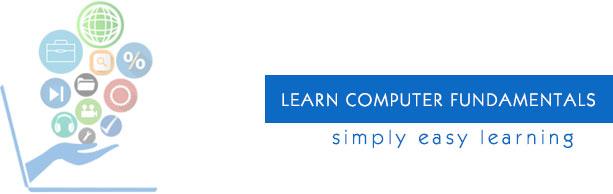 Computer Fundamentals Tutorial - Tutorialspoint