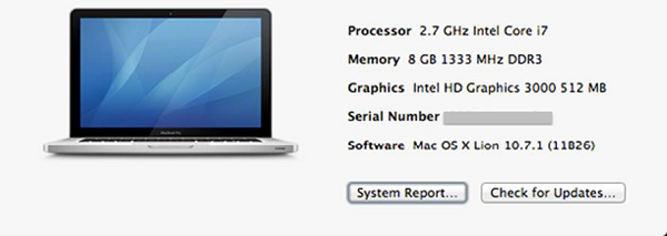 Guidelines for Mac OS X Security