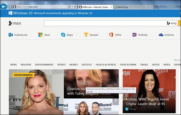 Install a licensed Internet Explorer