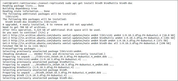Consul - Bootstrapping & DNS - Tutorialspoint