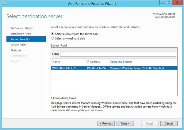 Default Server