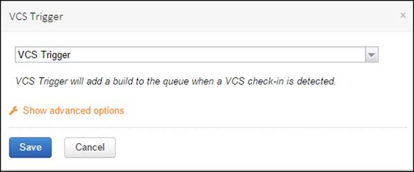 VCS Trigger
