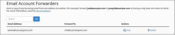Email Forwader