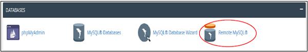 MySQL Link
