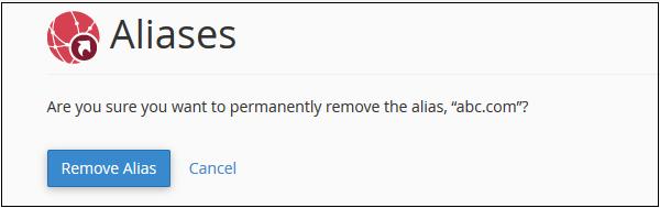 Remove Prompt
