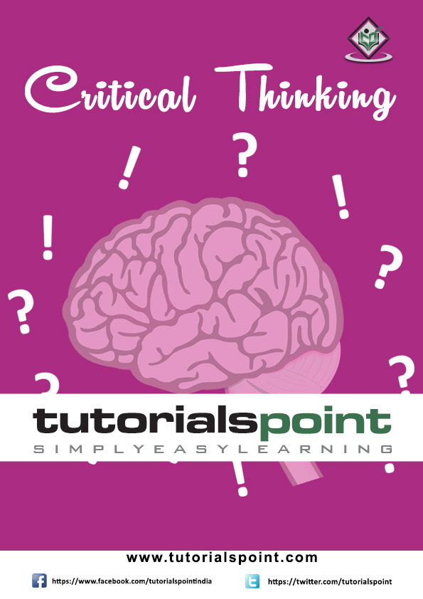 Critical Thinking Tutorial