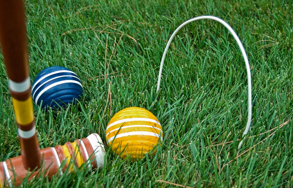 how to play croquet simple
