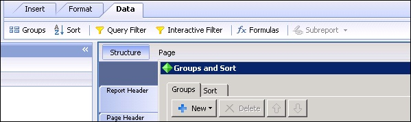 Data Groups