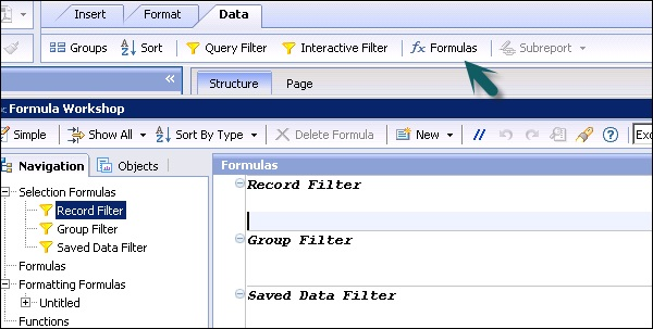 how to write crystal reports Here mudassar ahmed khan has explained with an example, demo and attached sample code, how to create a basic crystal reports 13 application using dataset or datatable.
