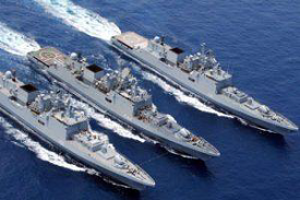 GRSE 100 Warships