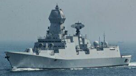 Indian Navy in IFR