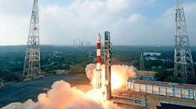 ISRO PSLV C-45 Satellite