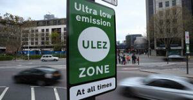 Pollution Charge Zone