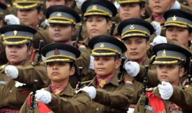 Women Jawans in Military Police
