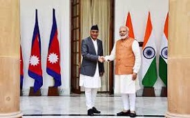 Nepal to India