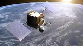 Big Batch of Satellites