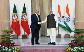 India and Portugal