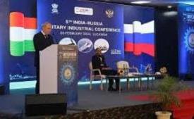 India Russia Military